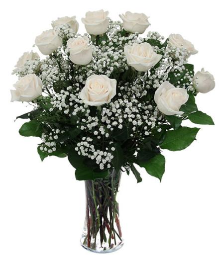 1-Dozen-White-Roses
